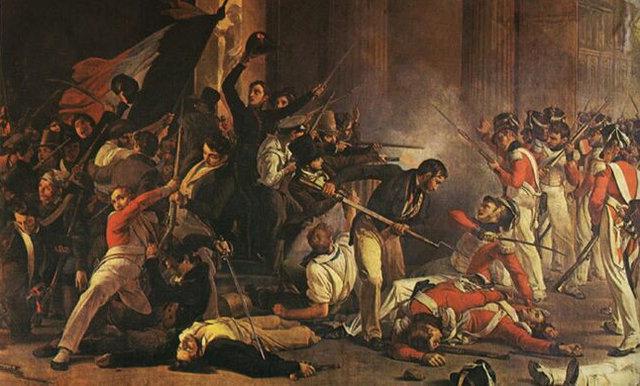 Великая французская революция фото 411-955