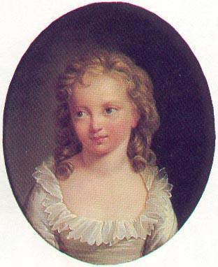 Дочь людовика xvi и марии антуанетты