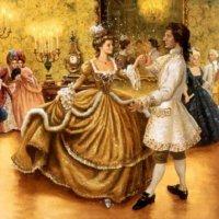 Танцы на балах Франции в XVIII веке » Великая французская ...
