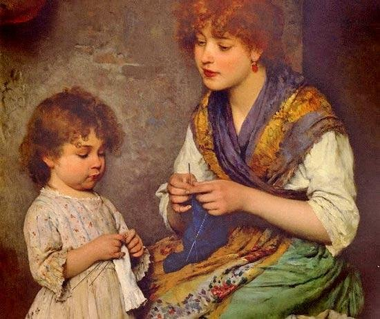 the history and developments of knitting Retrieved from bellis, mary ever wondered about the history of plastic the creation and development of.